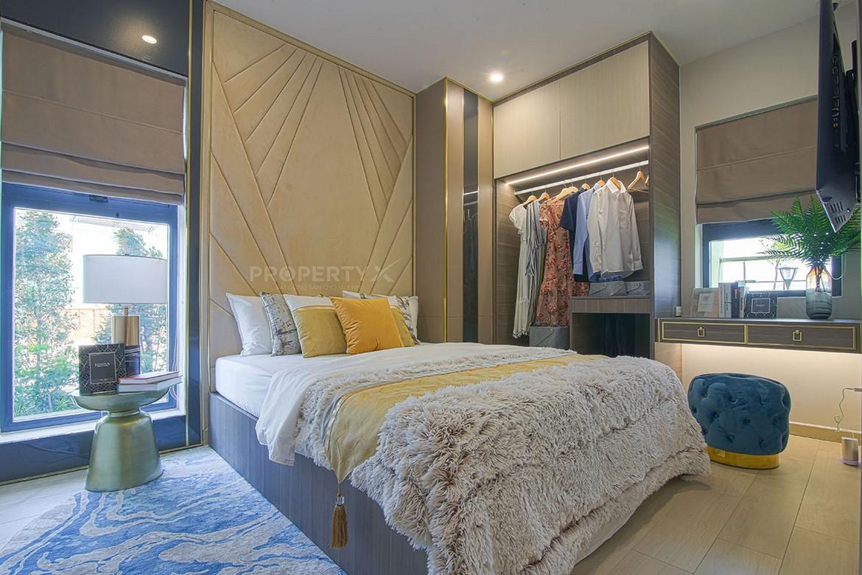 Nhà mẫu loại 2 phòng ngủ dự án căn hộ Takashi Ocean Suite Quy Nhơn