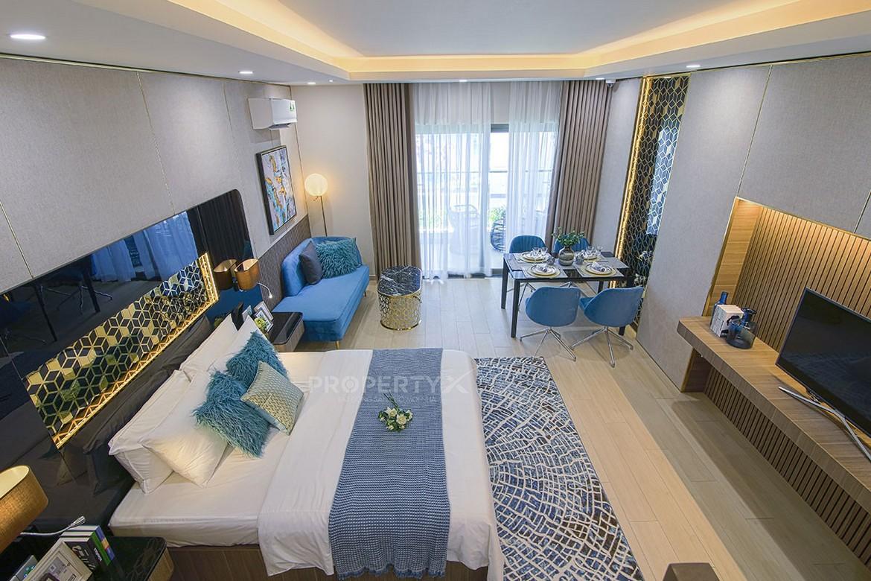Nhà mẫu loại 1 phòng ngủ dự án Takashi Ocean Suite Quy Nhơn